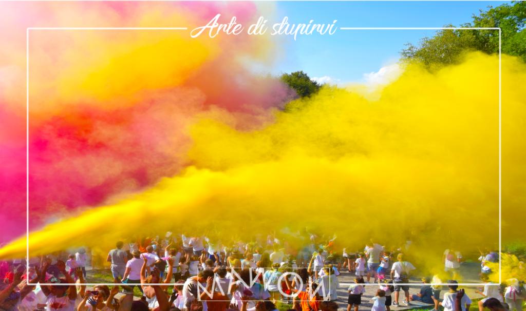 1° edizione Selvino Color Tour