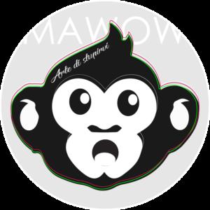 Logo Mawow Eventi Animazione